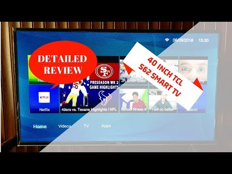 TCL SMART TV DETAILED REVIEW S62 40 inch | Best Budget Smart TV