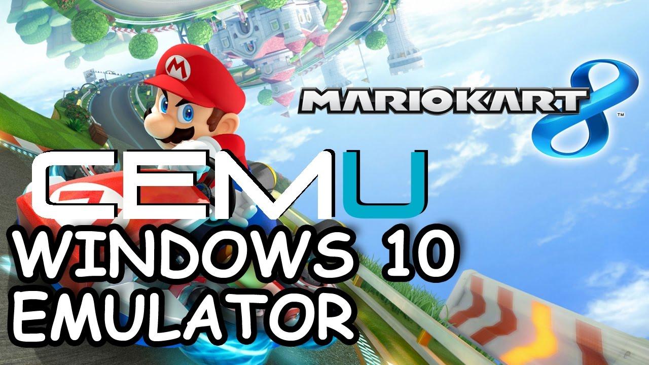 download wii u emulator for pc 64 bit