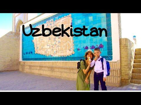 Travel Uzbekistan in 4 mins