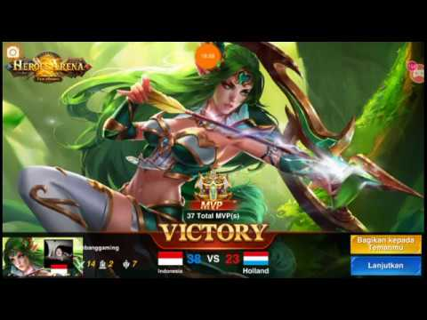 Heroes Arena Arena Pahlawan Silvys Guild Wow Youtube