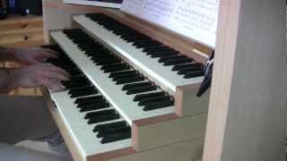 Franck - Panis Angelicus - organ