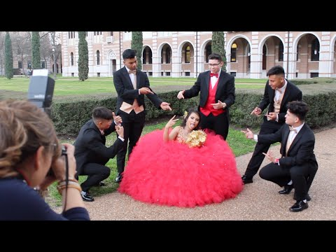 WHAT IT'S REALLY LIKE TO BE PART OF A QUINCEAÑERA !