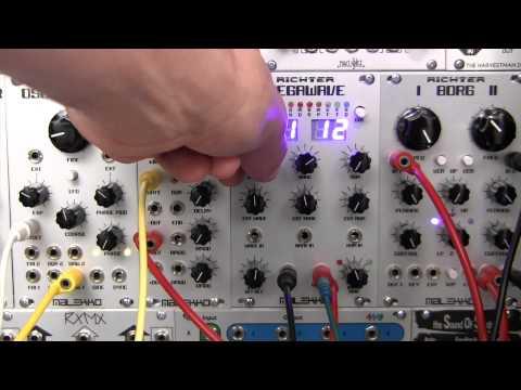 Modular Wild-Malekko Heavy Industry-Richter Megawave-Bank 12