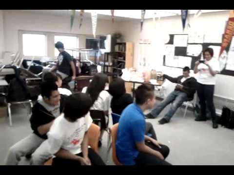 Denver West high school AViD class 2011