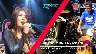 Top Hits -  Nella Kharisma Bisane Mung Nyawang Official