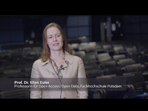 Das ABC des Freien Wissens - R=Reproduktion. Interview mit Prof. Dr. Ellen Euler