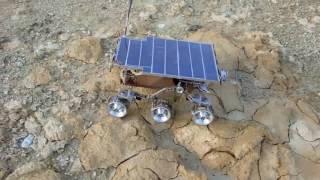 Mars rover Sojourner (remote control model)