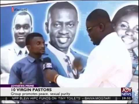 JOY NEWS-A VIRGIN PASTOR WHO KISSES WOMEN AND EJACULATE