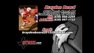 Brayden Beard - Freshman Varsity Highlights