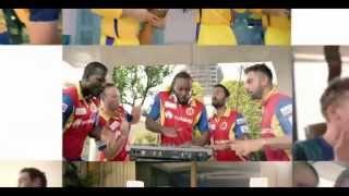 Kingfisher IPL 2015  20s (O la la la la la le O)  - Dhoni TVC