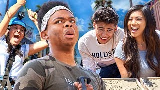 Watch DangMattSmith & Remi Ashten face their BIGGEST FEAR   The Carpe Challenge: Los Angeles