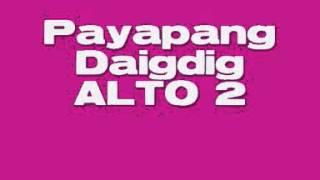 Payapang Daigdig ALTO 2