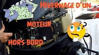 🔧Tuto Hivernage du moteur hors bord  9 points à vérifier  🔧 #32