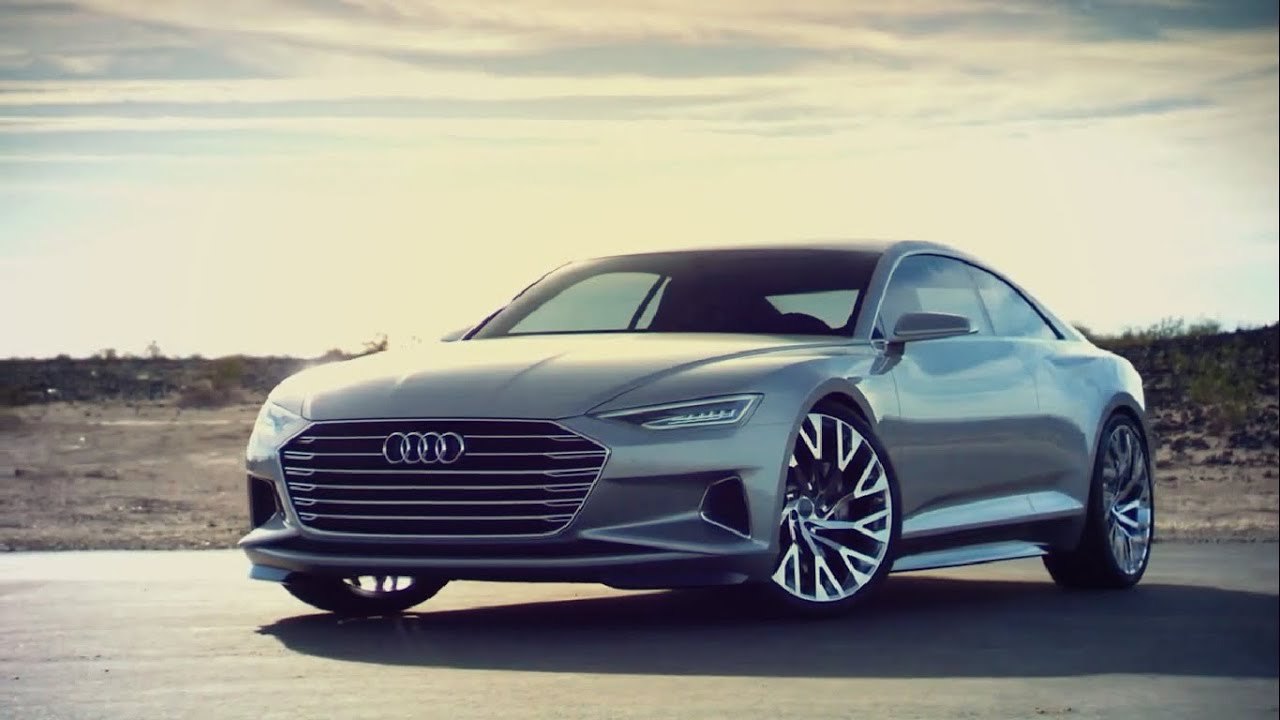 Audi Prologue Concept Exterior and Interior - YouTube
