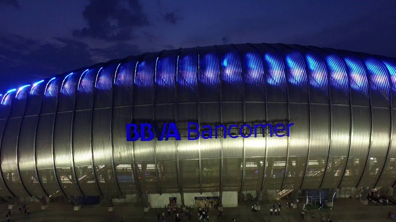 161 Imponente Estadio Bbva Bancomer Rayados Youtube