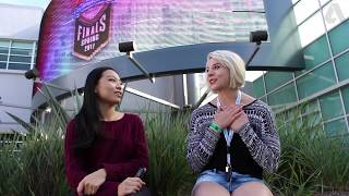 No. 1 NA LCS Esports Fan Girl Interview - NA LCS Spring 2017