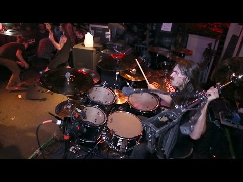 Phinehas - I Am The Lion [Lee Humerian] Drum Video Live [HD]