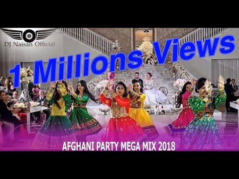 Afghan Wedding Mast Mix 2018