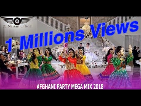Afghan Wedding Mast Mix 2018