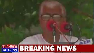 Doordarshan, All India Radio Refuse To Air Tripura Chief Minister's Speech