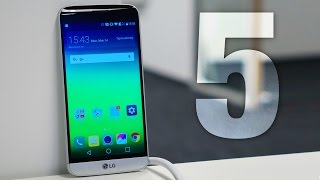 LG G5: 5 Things You Wanted to Know
