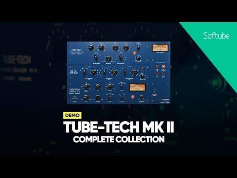 Tube-Tech Mk II Demo – Softube
