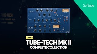 Tube-Tech Mk II Demo – Softube