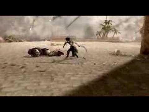 Prince Of Persia Babylon Trailer - YouTube
