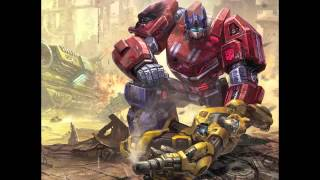 Repeat youtube video Transformers Fall of Cybertron Launch 90 Second Trailer Music: The Way- Zack Hemsey