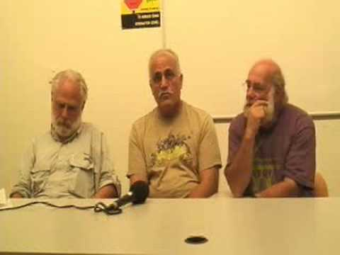 """3 Wise Men""- on boats to Gaza-Free Gaza.Org"