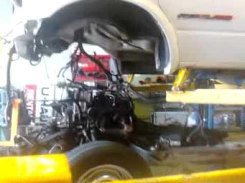 98 Chevy Astro Van replacing motor