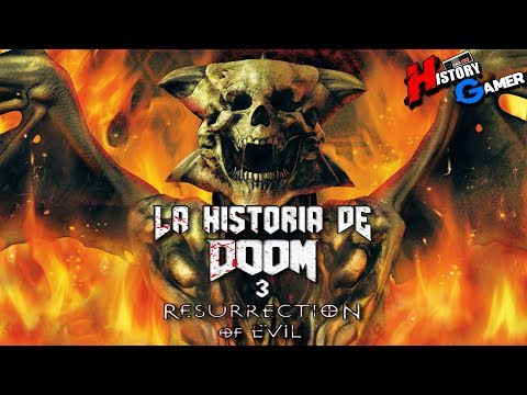 La Historia De Doom 3: Resurrection of Evil │ History Gamer