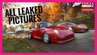 Forza Horizon 4  All 4K Pictures / Screenshots So Far  [ + Short 4K Gameplay ]