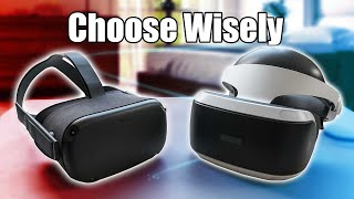 PSVR VS Oculus Quest - This is the Right Choice