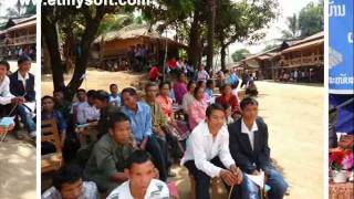 MHV  In Phoulouang Village Houaphan on 29/8/2011
