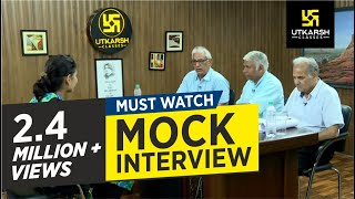 RAS Interview Workshop 2017 Mock Interview 3rd 30 July 2017