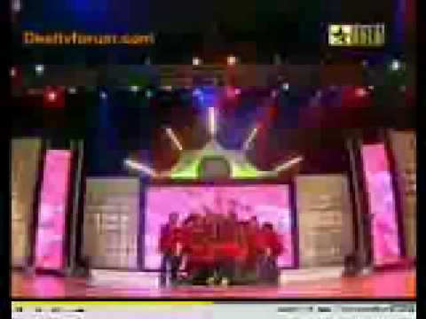 LATOO- GAJINI BY ZIAH KHAN...- 1ST LIVE SHOW In Grand Finale 2009.( BY ANUJ PATEL)