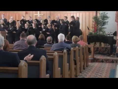 """I Need Thee Every Hour"" (Alistair Taylor) - Royal Oak Salvation Army Songsters (November 15 2015)"