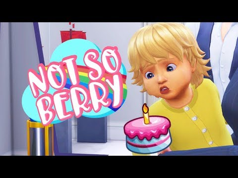 BABY BIRTHDAY!! ??  // The Sims 4: Not So Berry Challenge ? | S2, #20 thumbnail