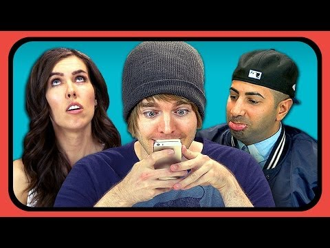 Thumbnail: YOUTUBERS REACT TO LOOK UP