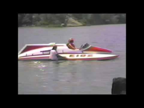 1985 Detroit Unlimited APBA U1 Hydroplane Gold Cup Weekend Races