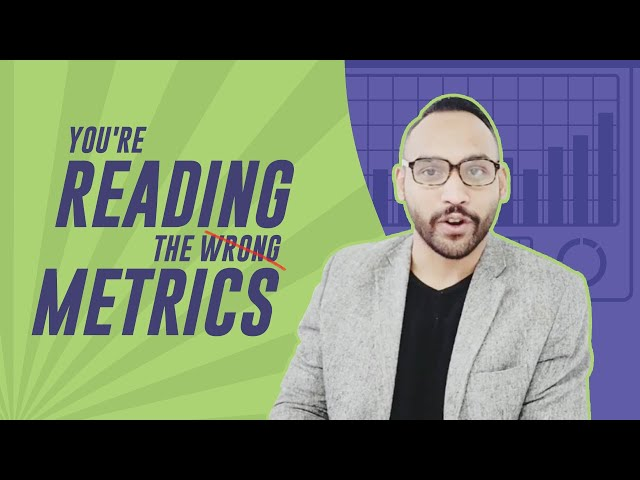 You're reading the wrong metrics | SMMA with Abul Hussain