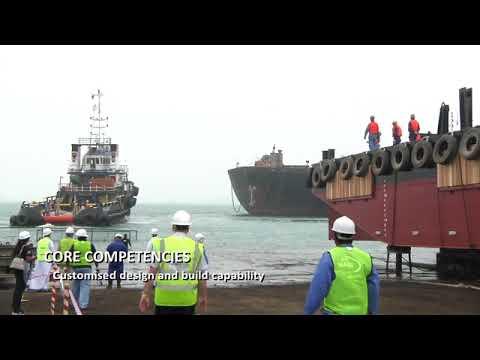 Barge Construction & Launch