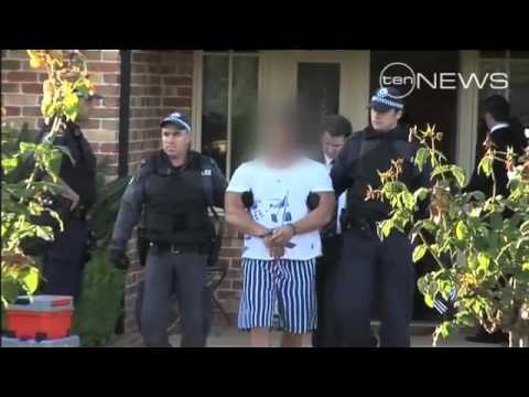 NSW's Largest Drug Raid