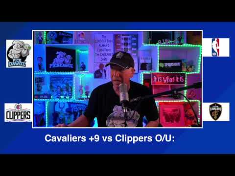 Cleveland Cavaliers vs Los Angeles Clippers 2/3/21 Free NBA Pick and Prediction NBA Betting Tips