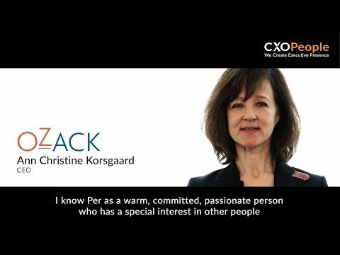 Ann Christine Korsgaard - Statement UK