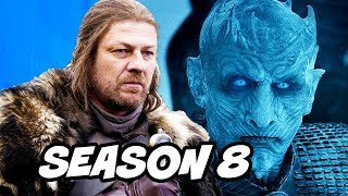 Game of Thrones Season 8 Prequel and Ned Stark Final Scene Explained