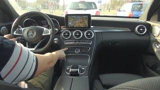 2016 Mercedes Benz C Class Back Again Test Drive and Car Wash C200 Classe Klasse