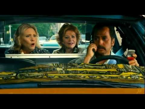 You Don't Mess with the Zohan: Taxi Ride to Haircut HD