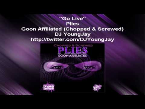 Plies - Go Live (Chopped & Screwed)